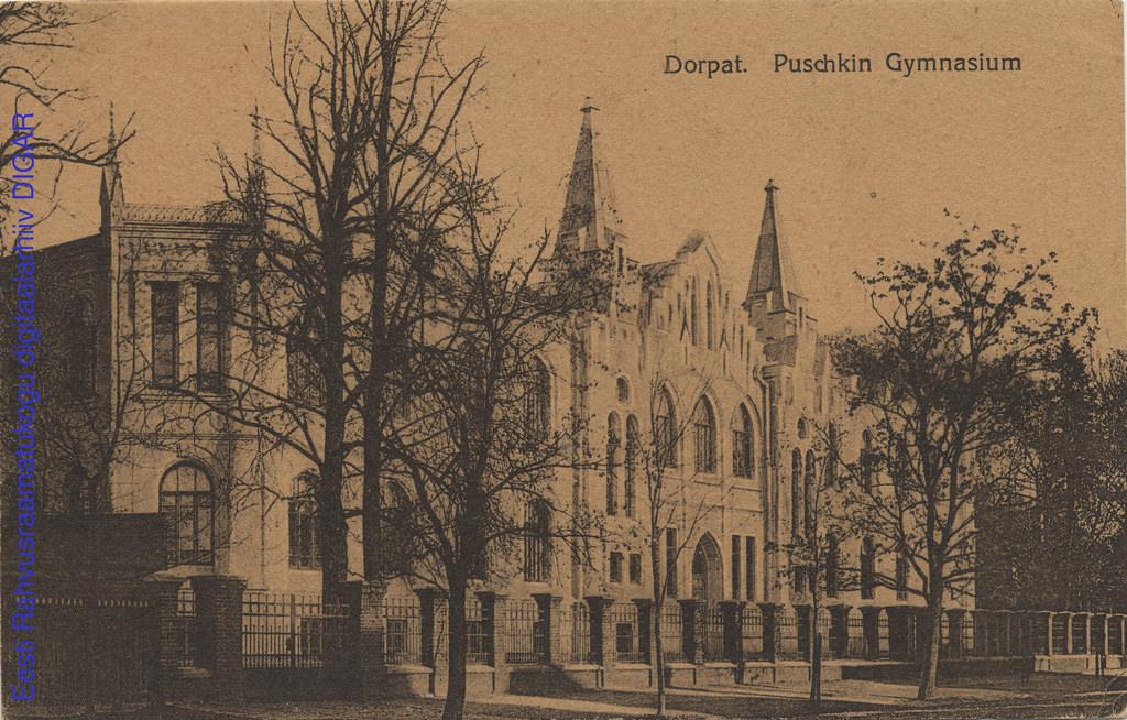 Пушкинская гимназия