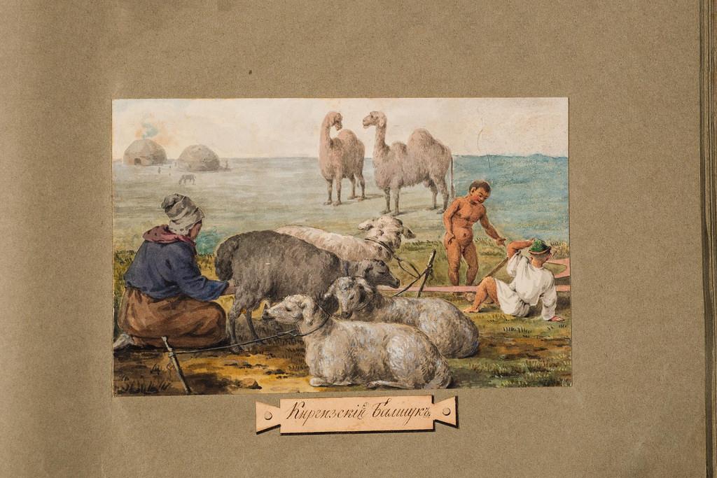 Киргизский балшук