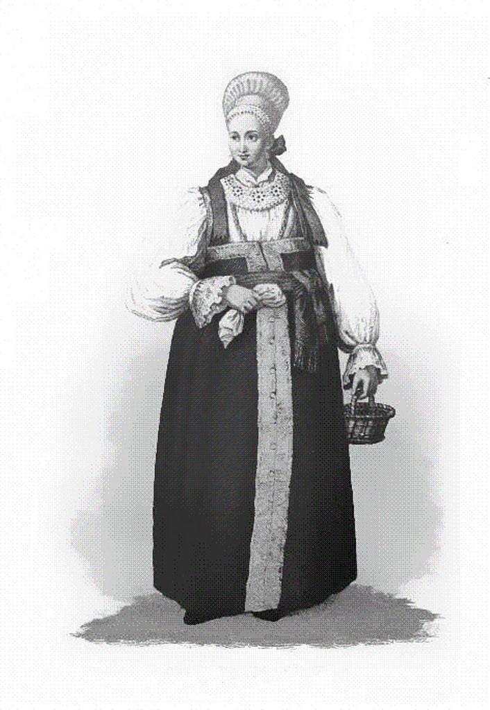 Костромская мещанка