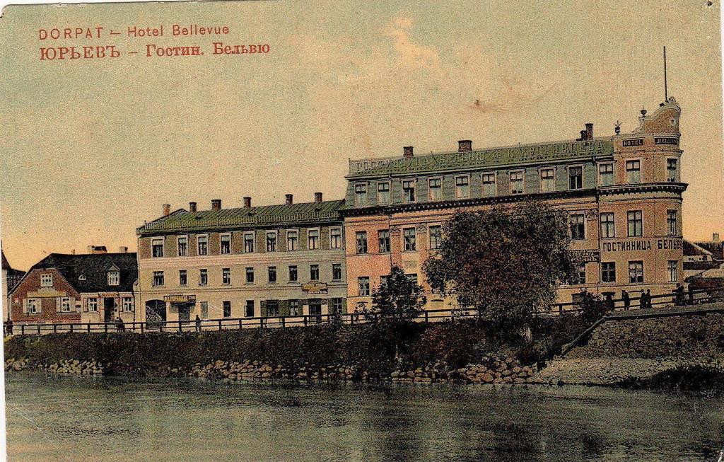 Гостиница Бельвю