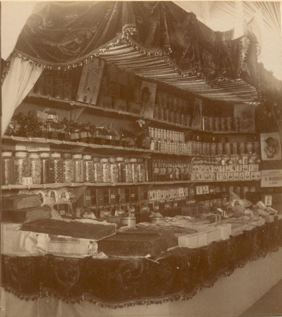 Отдел фабрики кондитерских изделий в Баку