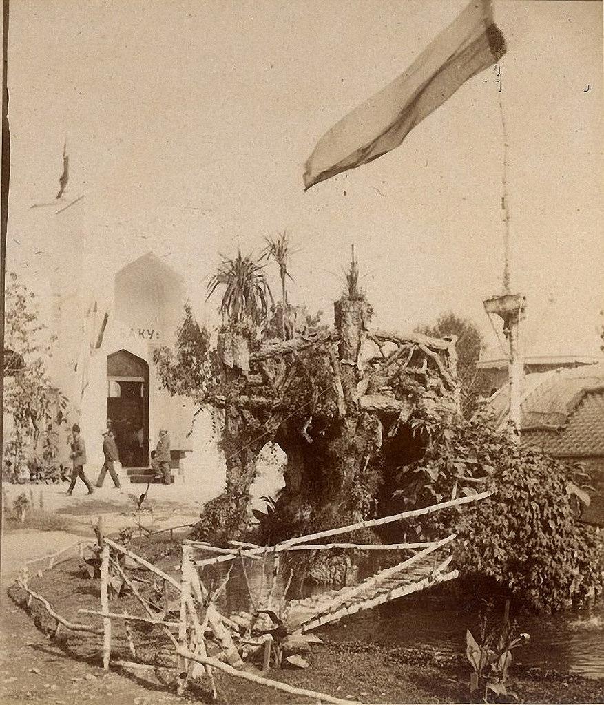 Павильон «Флора» города Баку