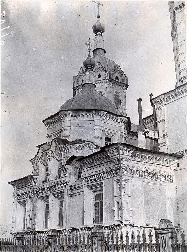 Чудотворская церковь