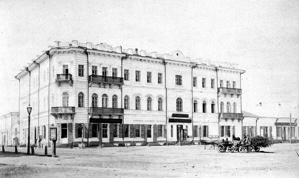 Дом купца Я.А.Немчинова