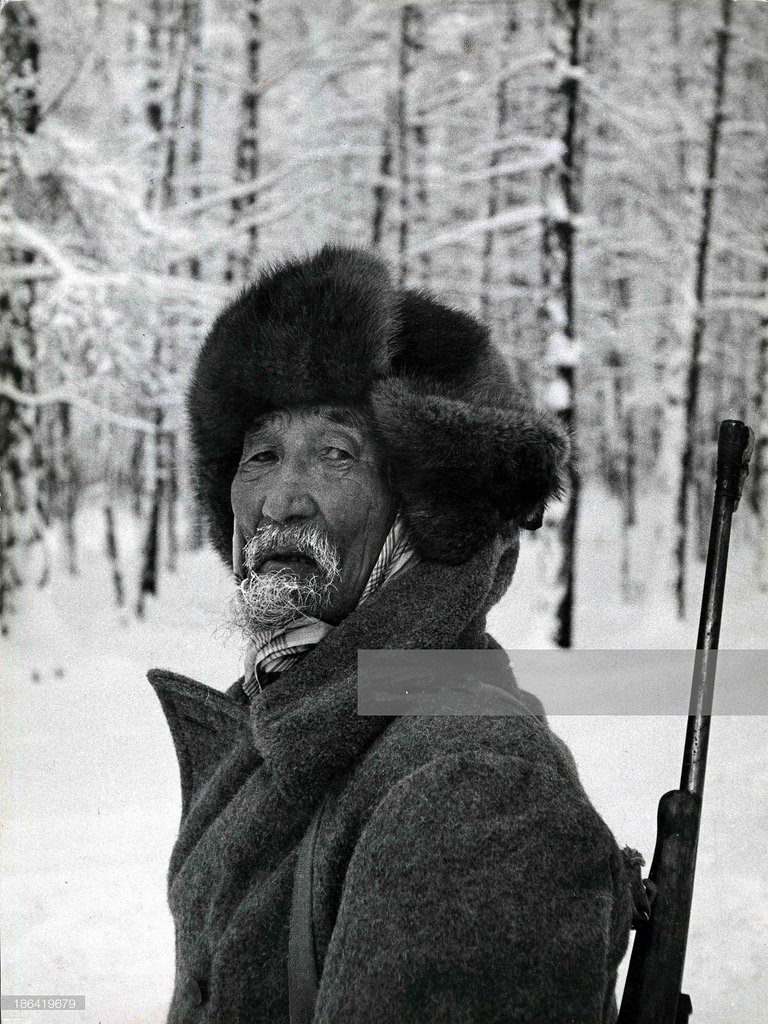 1960. Сибирский охотник