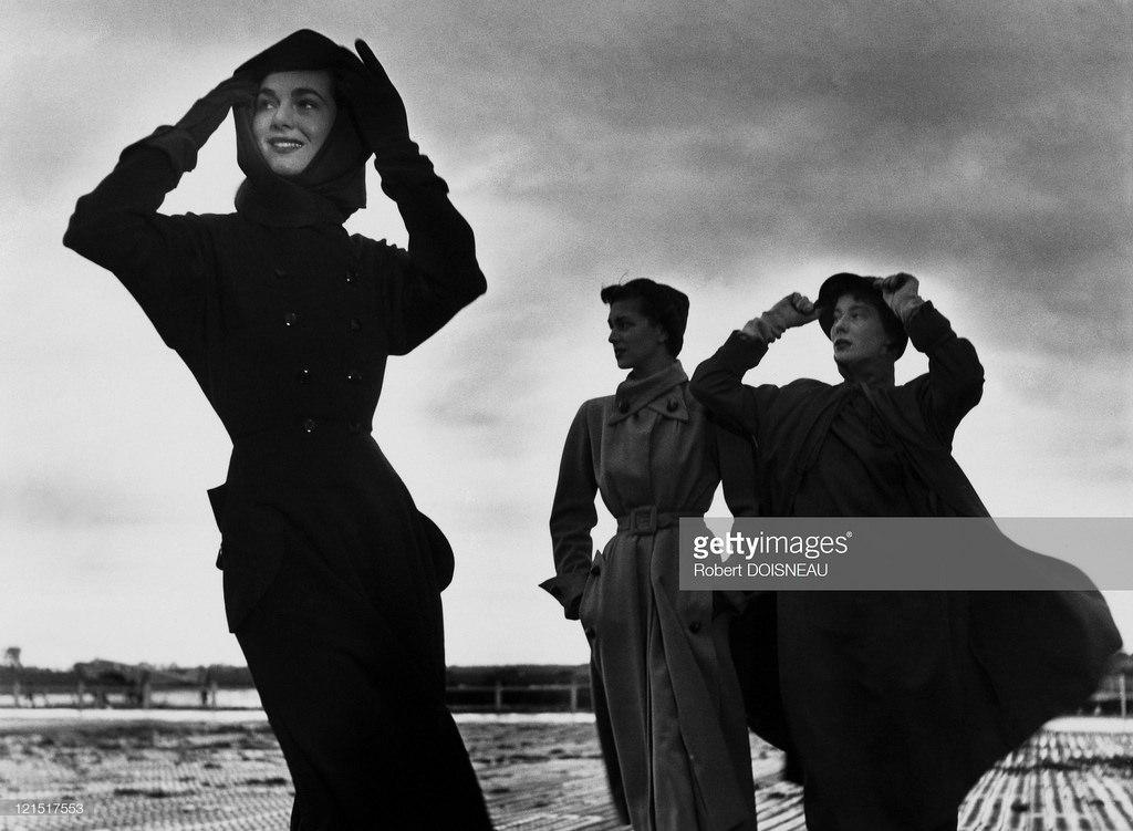 1940. Модели, март