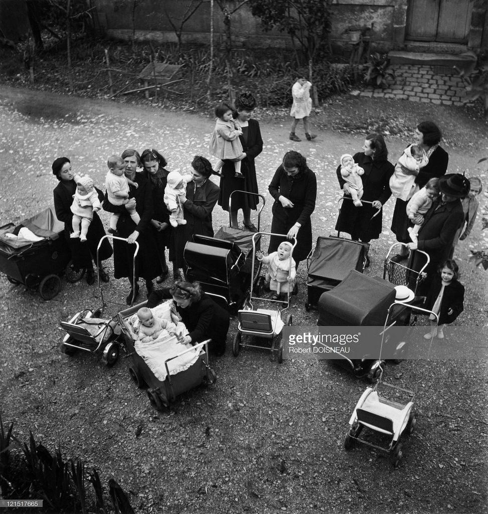 1944. Семейная жизнь.