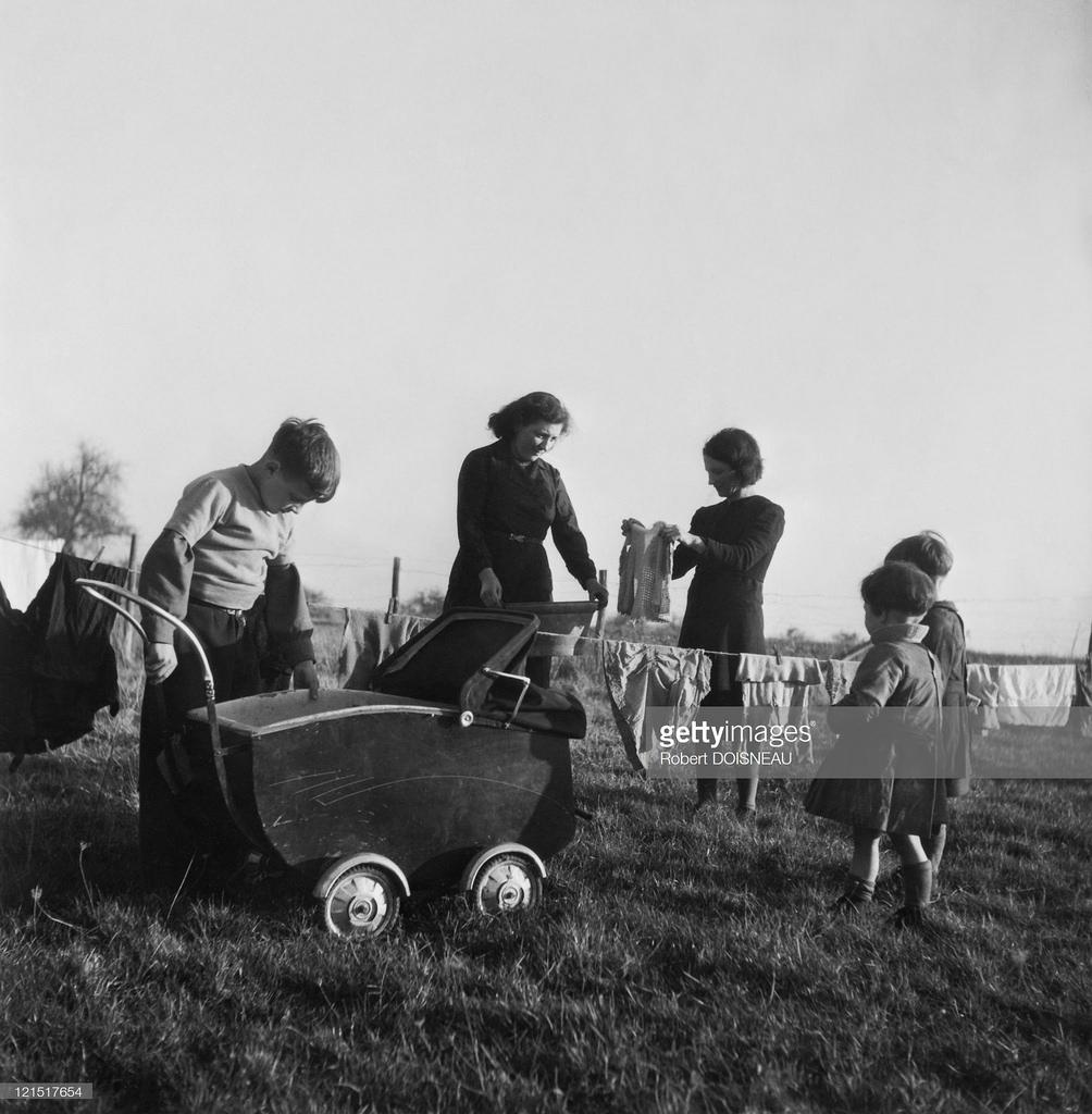 1944. Семейная жизнь