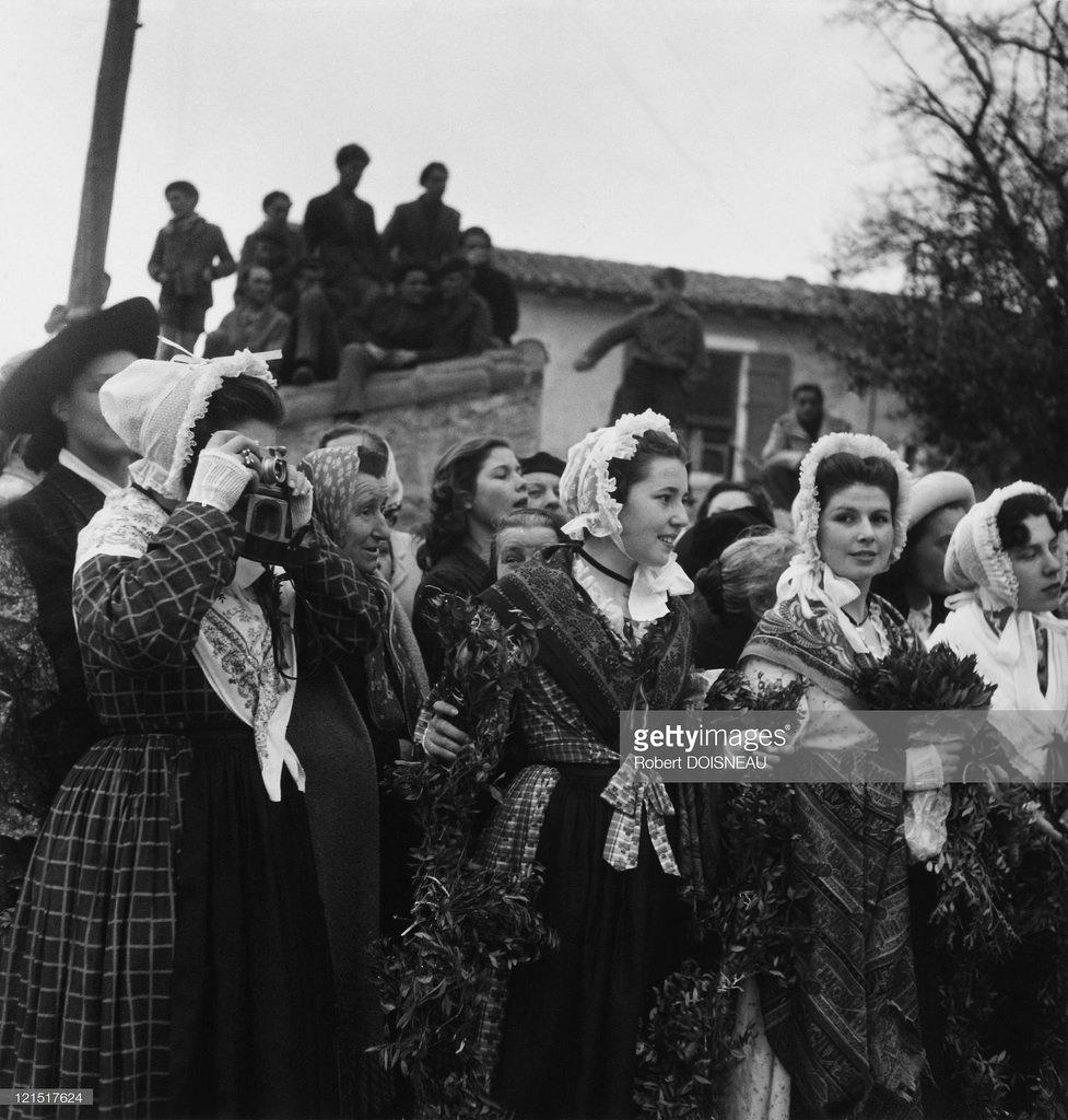 1945. Свадьба в провинции