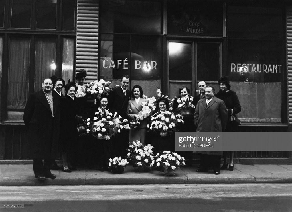 1950. Свадебное фото