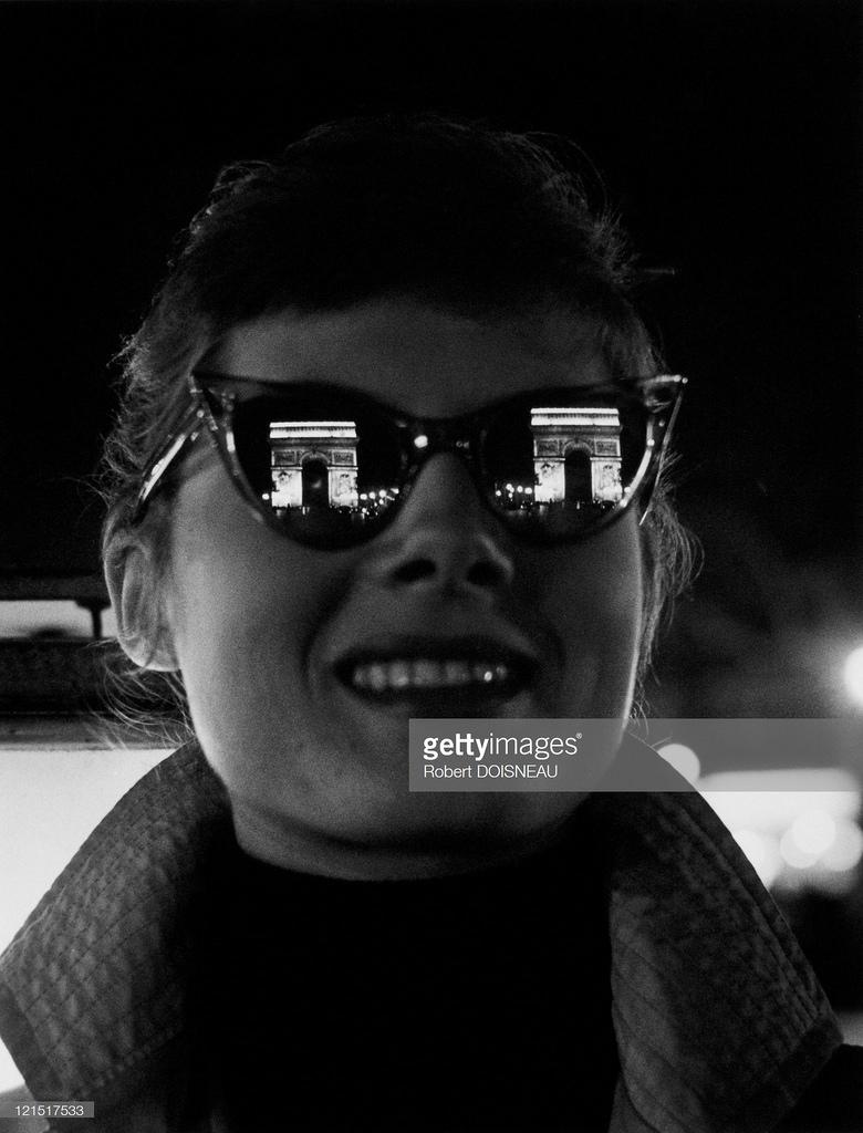 1950-е. Женский портрет