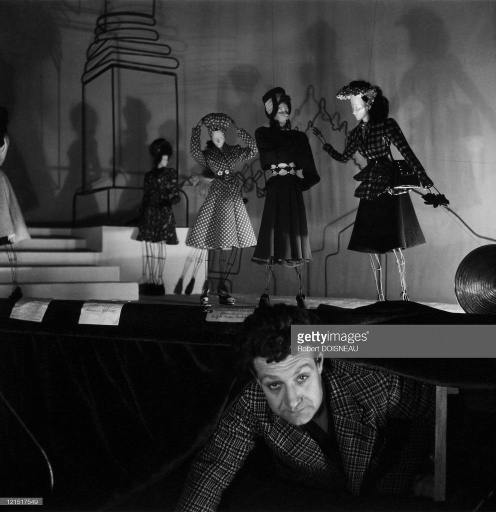 1950-е. Театр моды