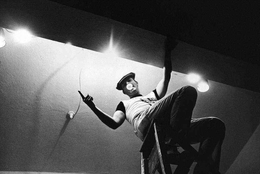 1962. Роберт Ирвин