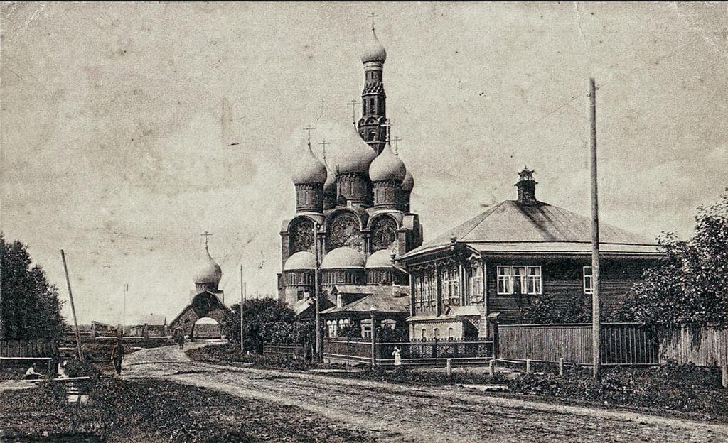 Улица с.Тезина