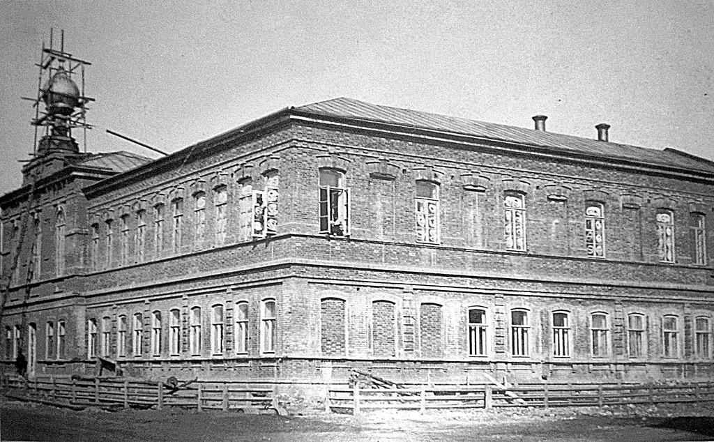 Домовая церковь при Ухинском училище