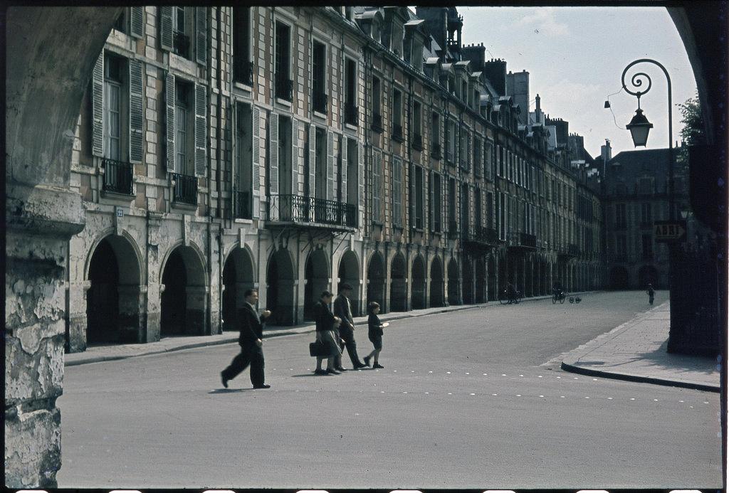 Площадь Вогезов (1)