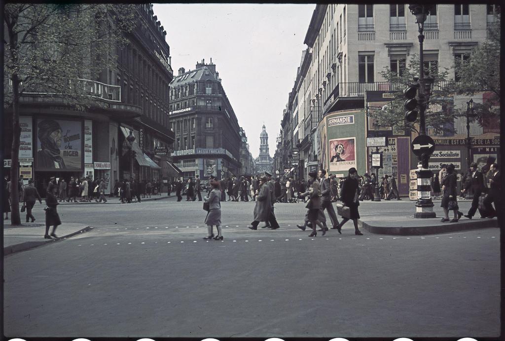 Улица Шоссе д'Антенн (1)