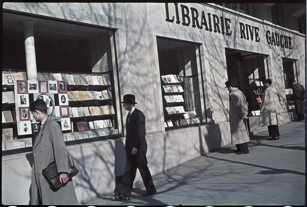Книжный магазин на Левом берегу