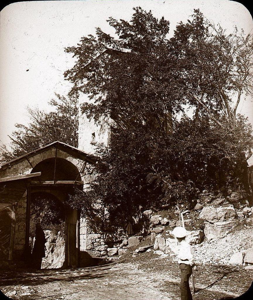 Монастырь Святых Давида и Константина