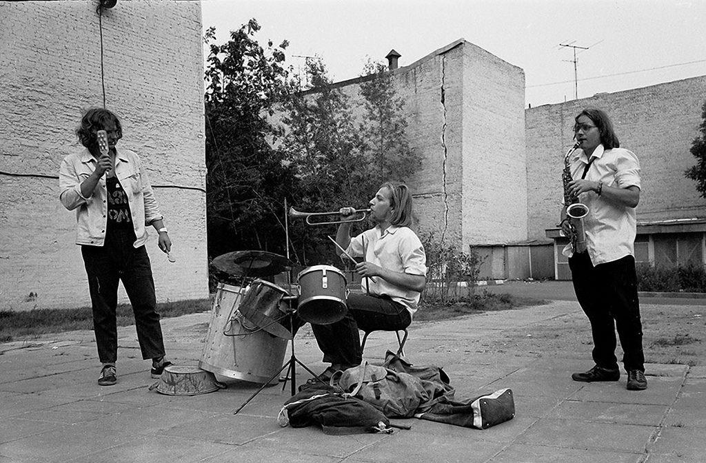 1988. Улица Арбат, 17. «Аккорд»