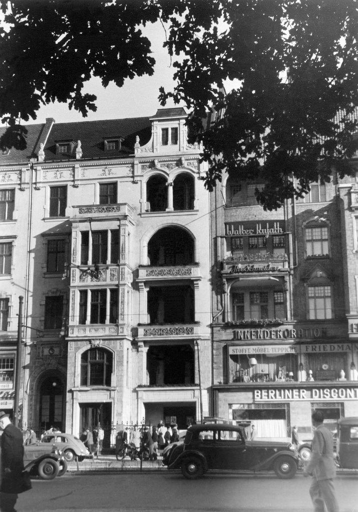 1938. Посольство Китая а Курфюрстендамм