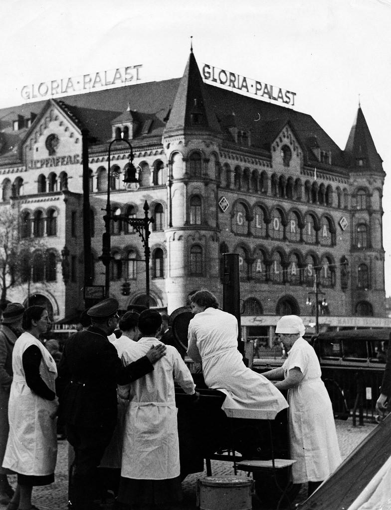 1939. Кинотеатр «Глория-палас»