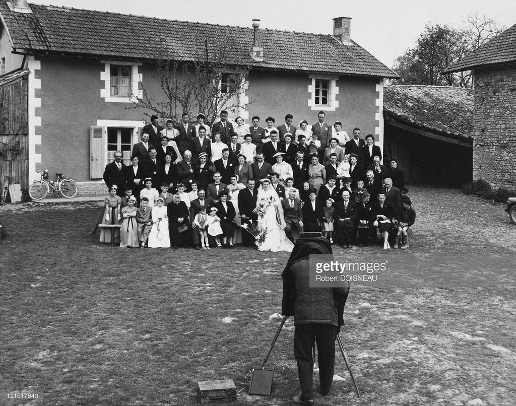1950. Свадьба в провинции