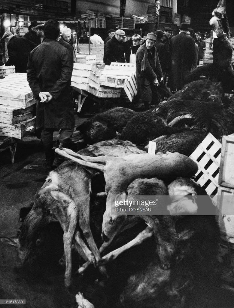 1960. Ле-Аль. Удачная охота