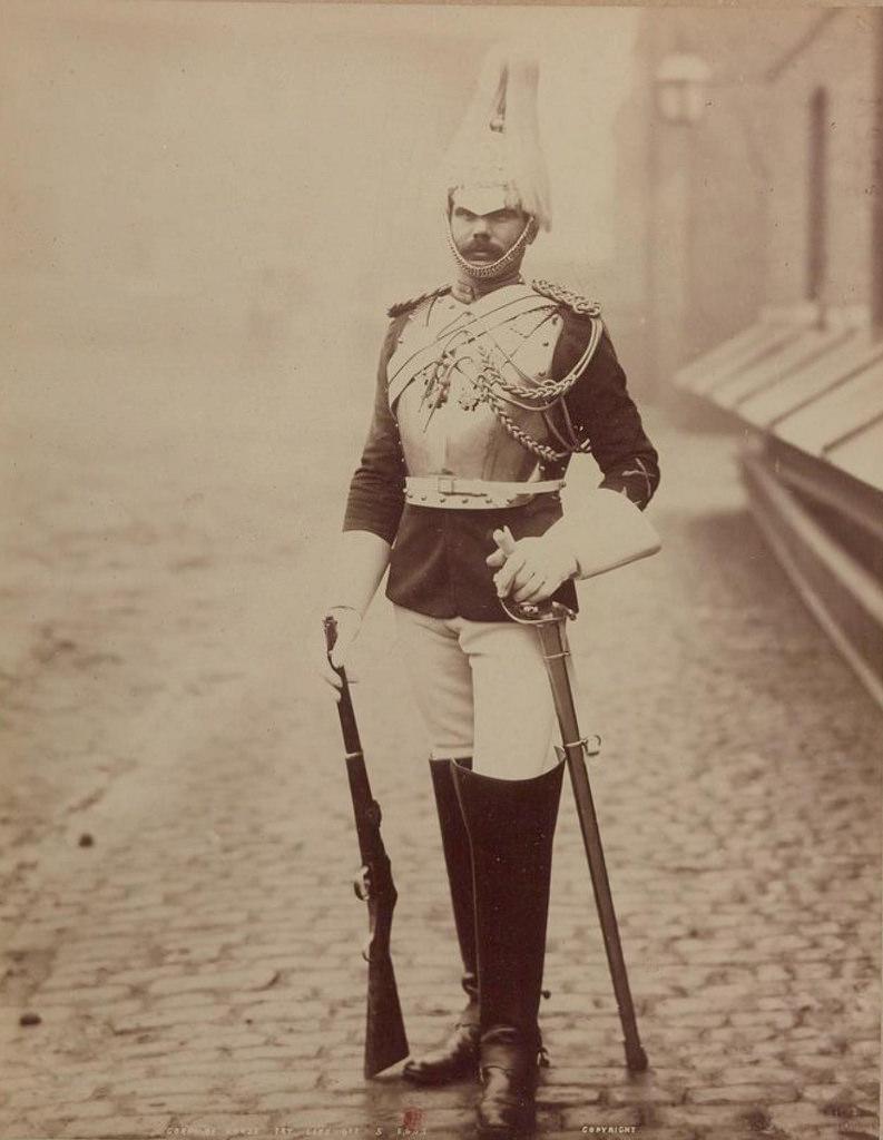 01. Капрал Первого Лейб-гвардейского конного полка