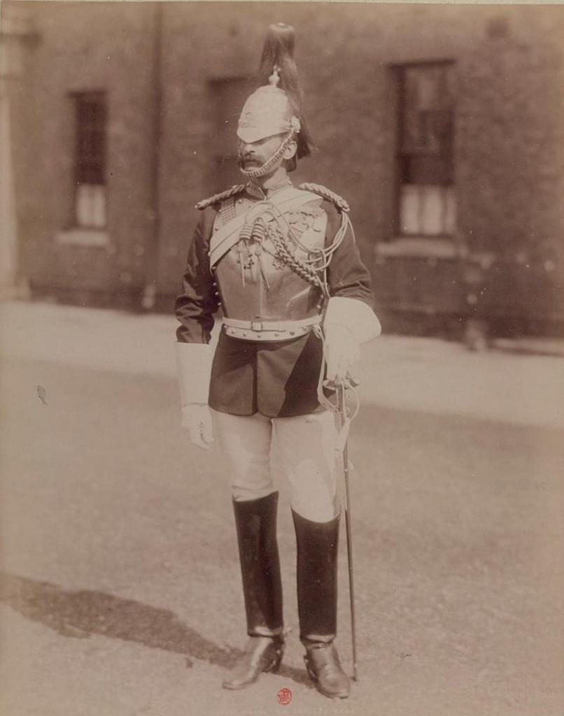 03. Капрал-майор Королевской конной гвардии
