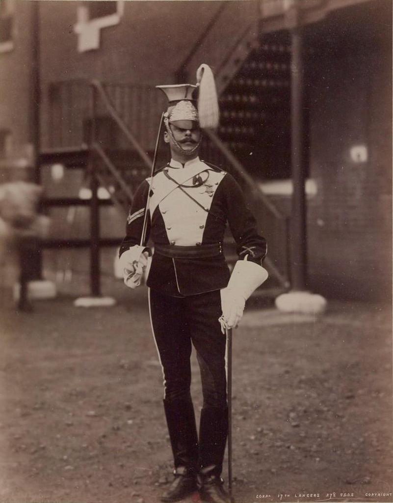 12. Капрал 17-го уланского полка