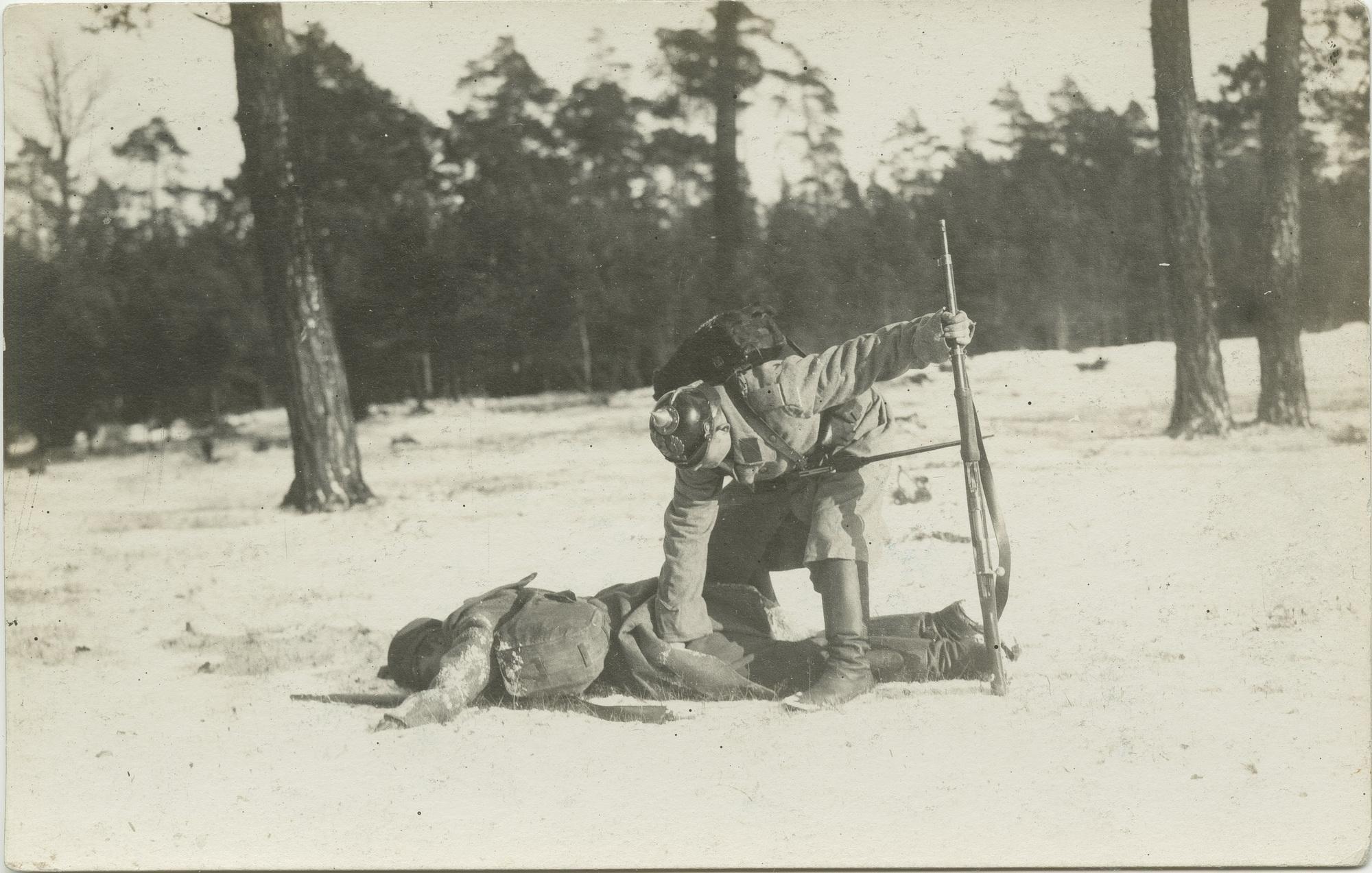 1915. Мародер