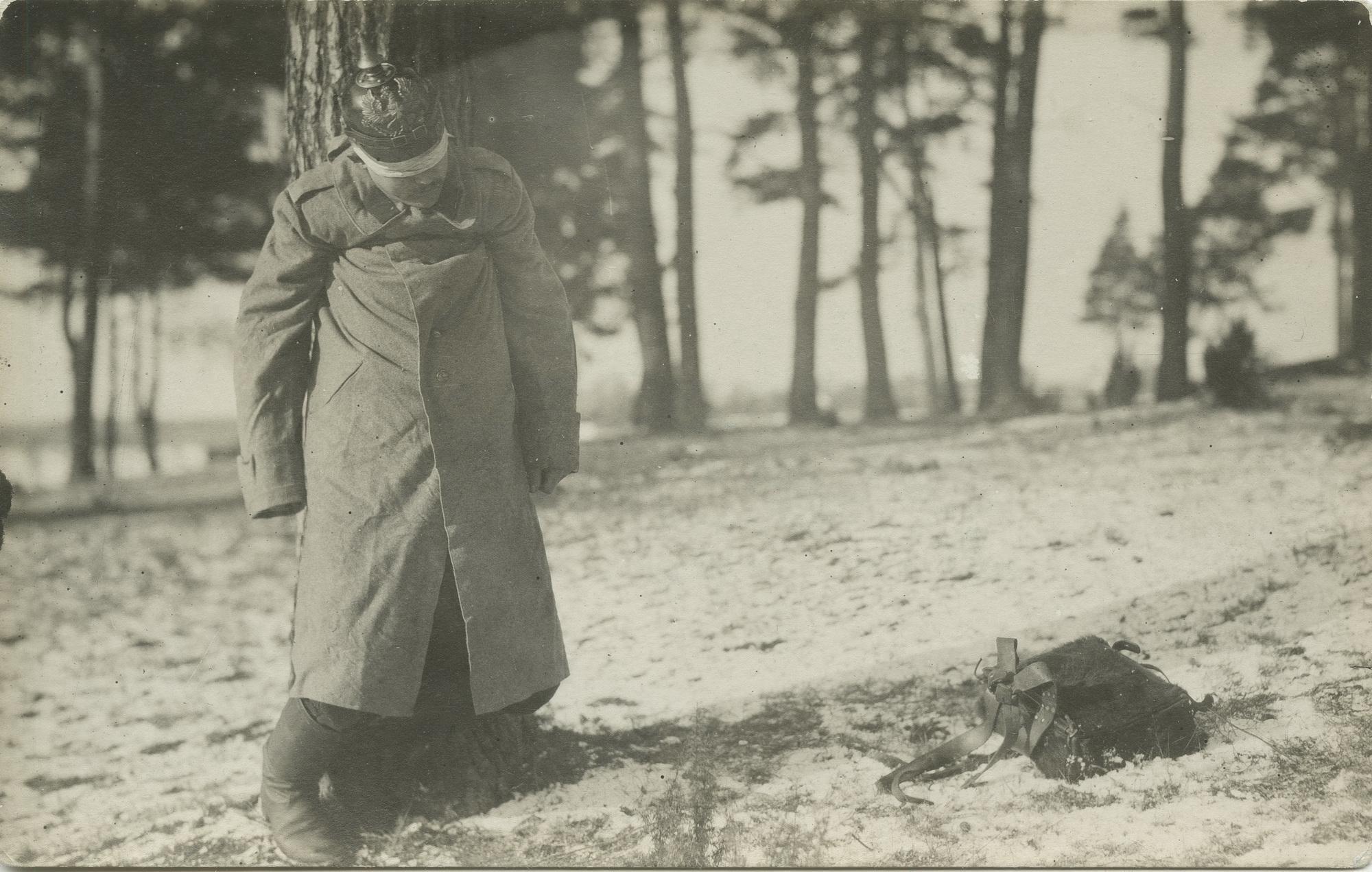 1915. Немец