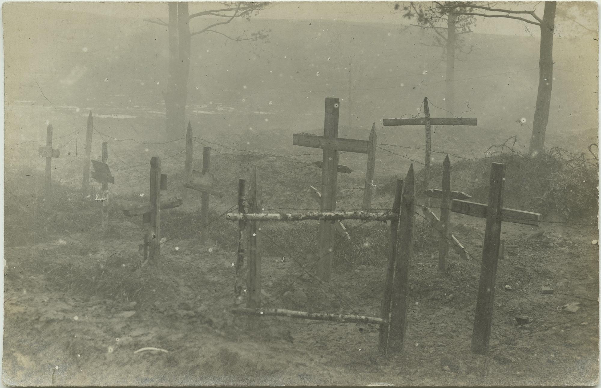 1916. Для этих немцев война закончилась