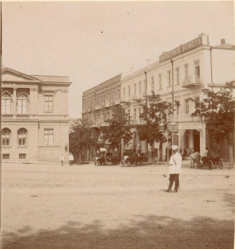 Музей и гостиница «Северные номера»