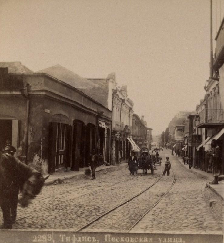 Песковская улица