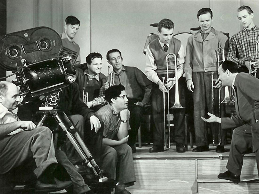 1956. «Карнавальная ночь»