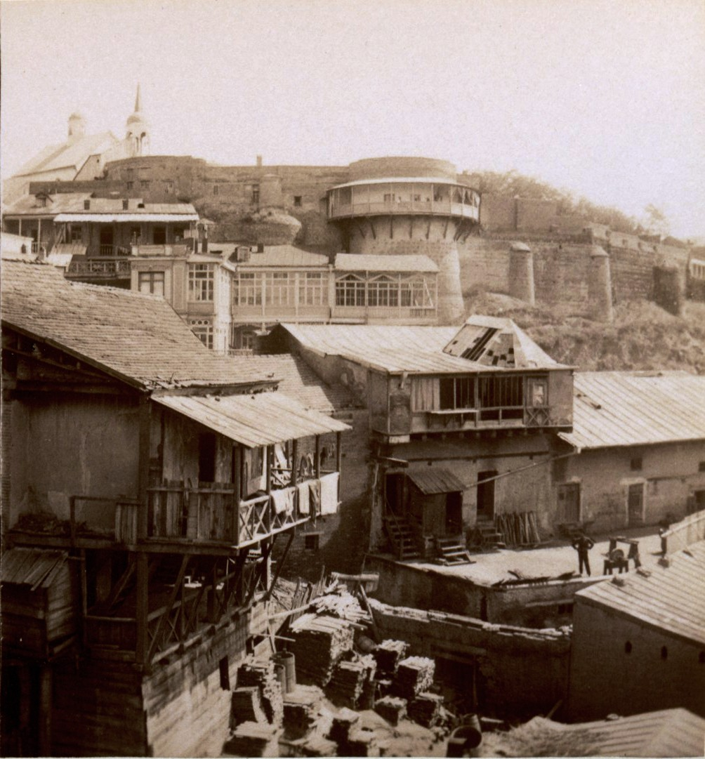 Авлабар. Дарийский Монастырь