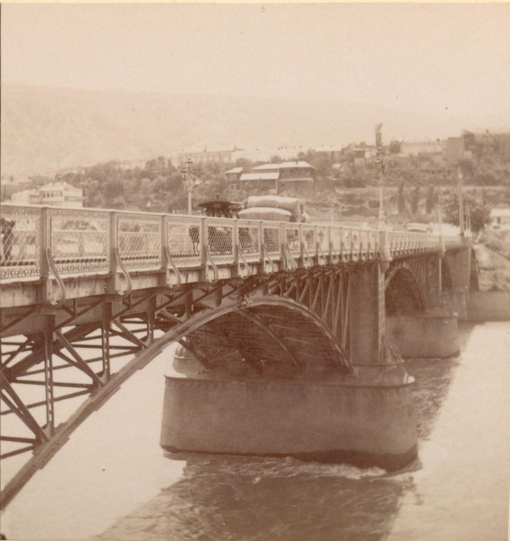 Верийский мост и и сад бель-вю