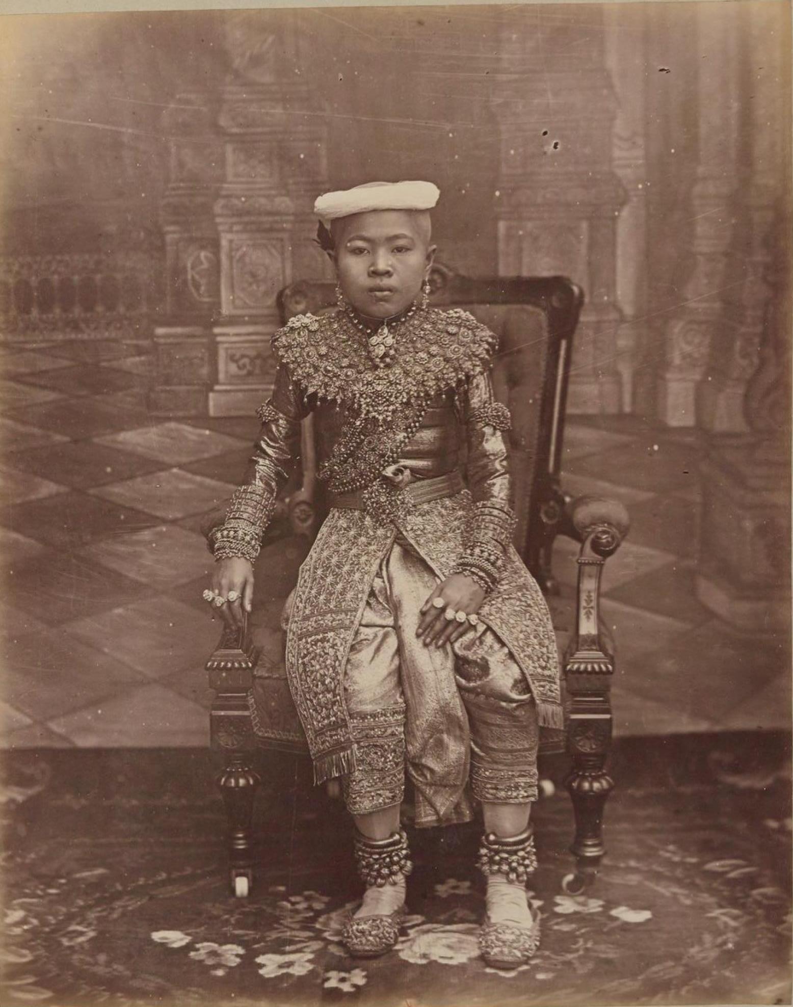 Сиамский принц