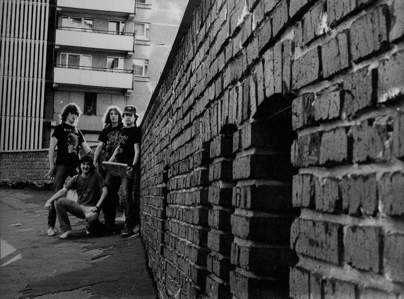 1986. Металлисты на Таганке