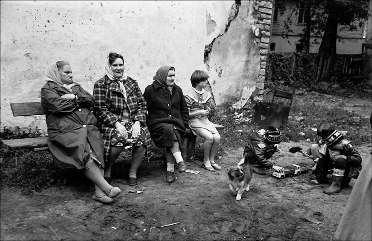 1985. Псков