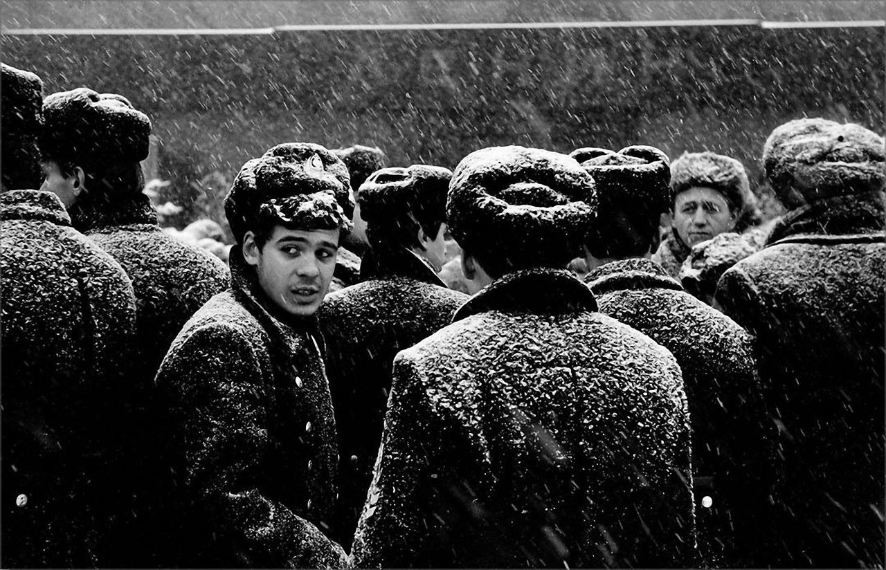 1986. Москва