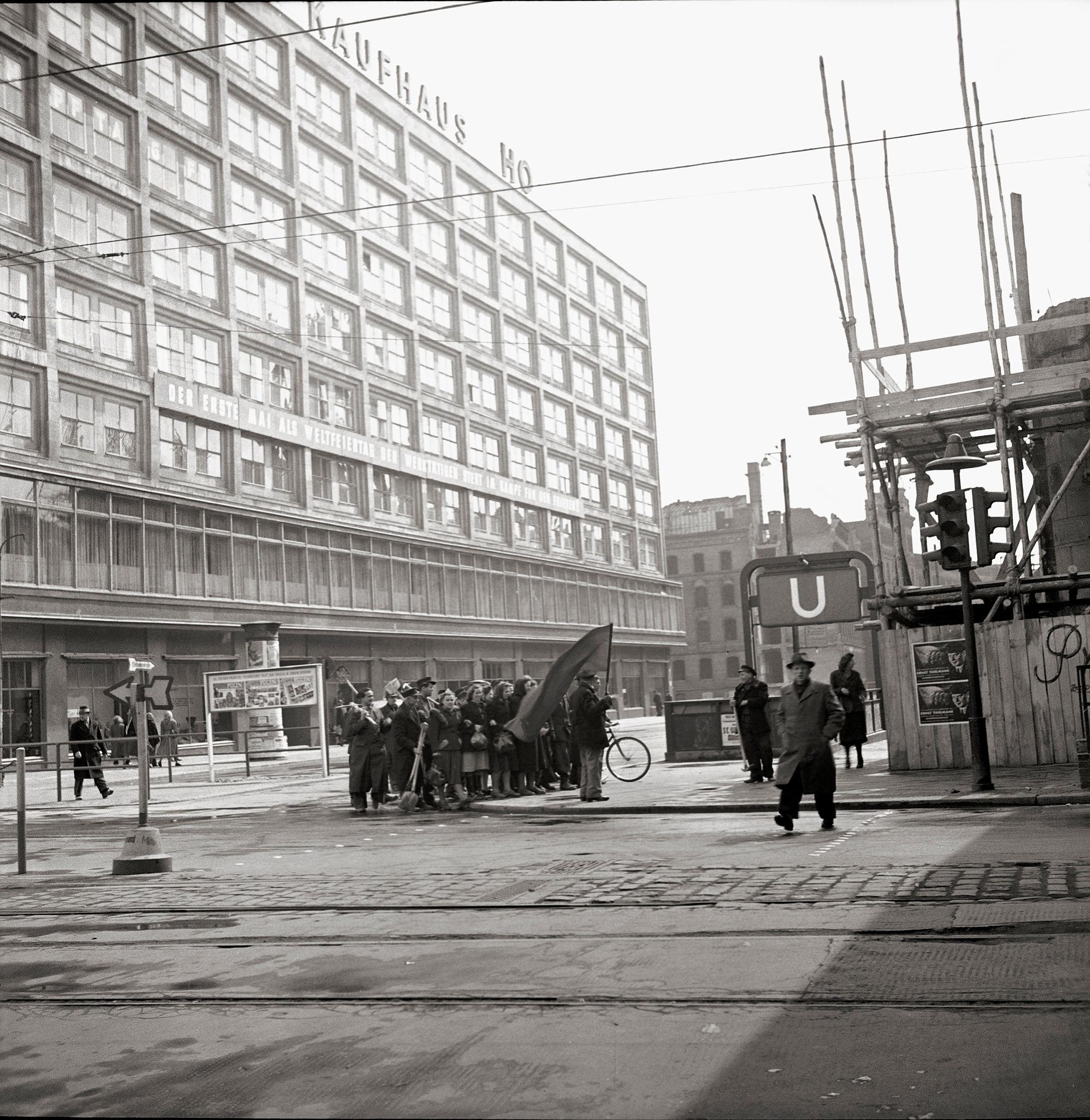 1947. Александерплац