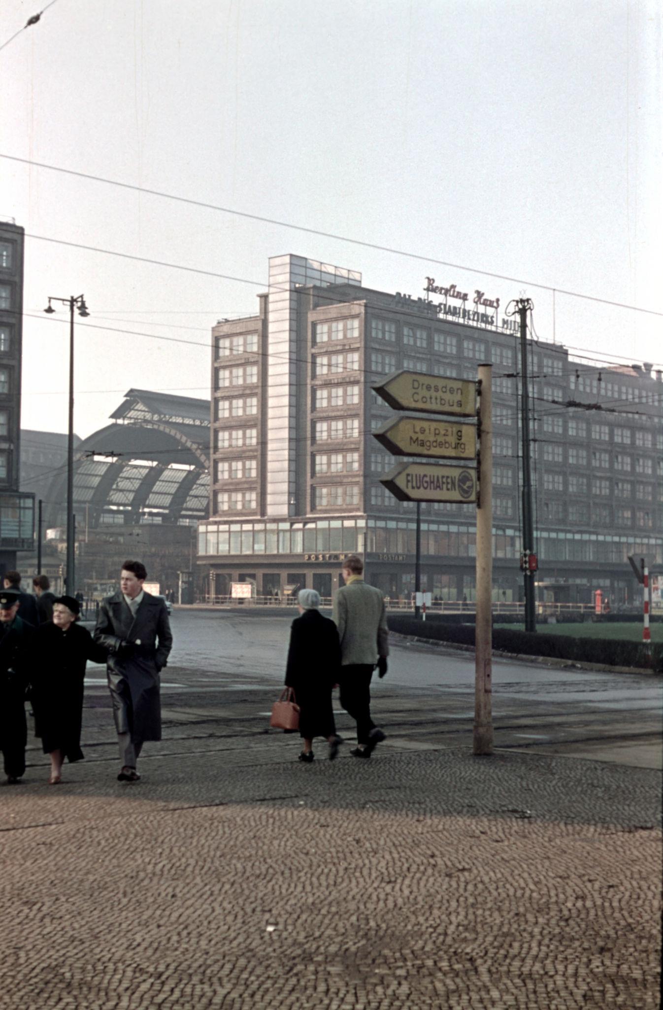 1959. Александерплац