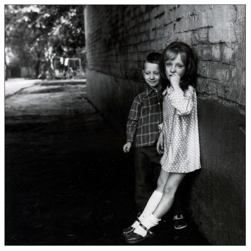 1979. Дети в подворотне. Москва