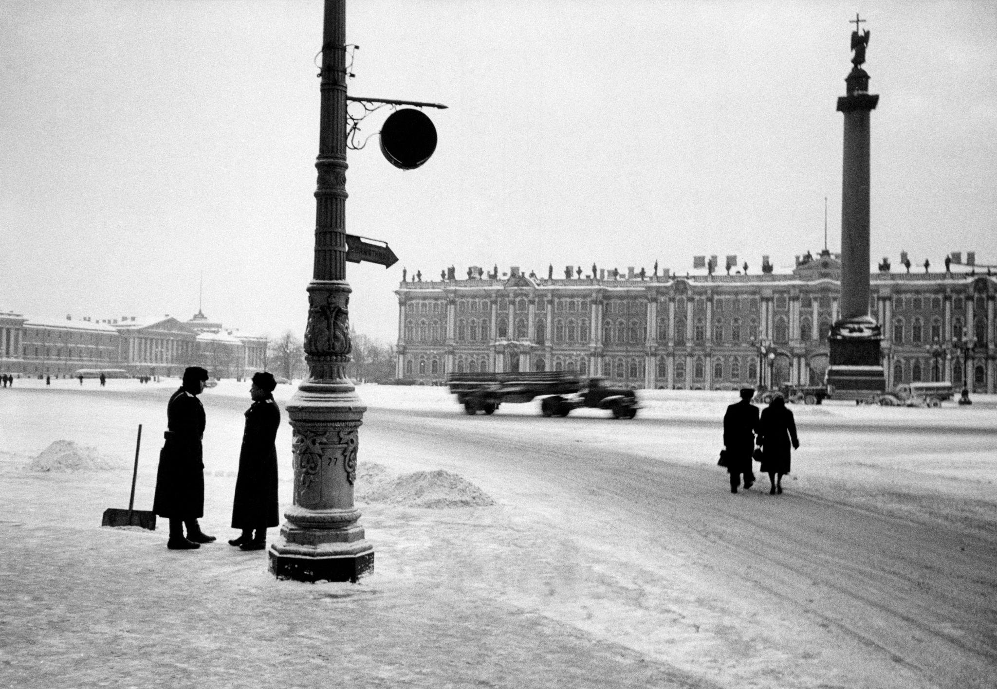 Дворцовая площадь. (2)