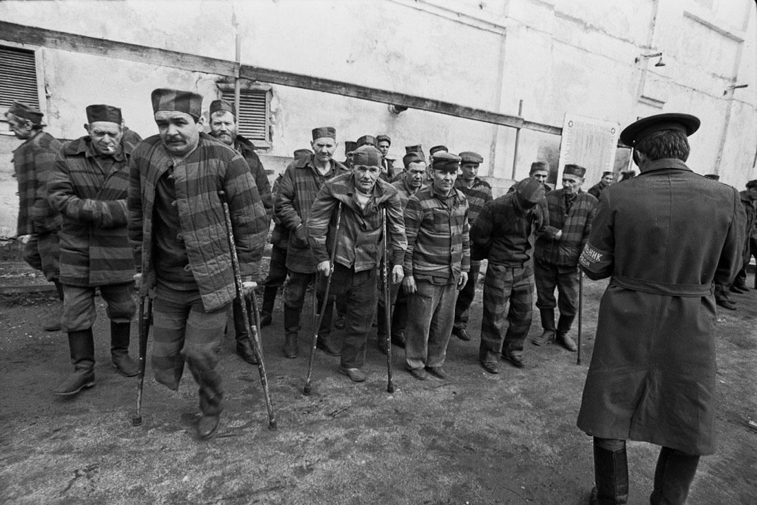 1990. Вологодская область. Исправительная колония