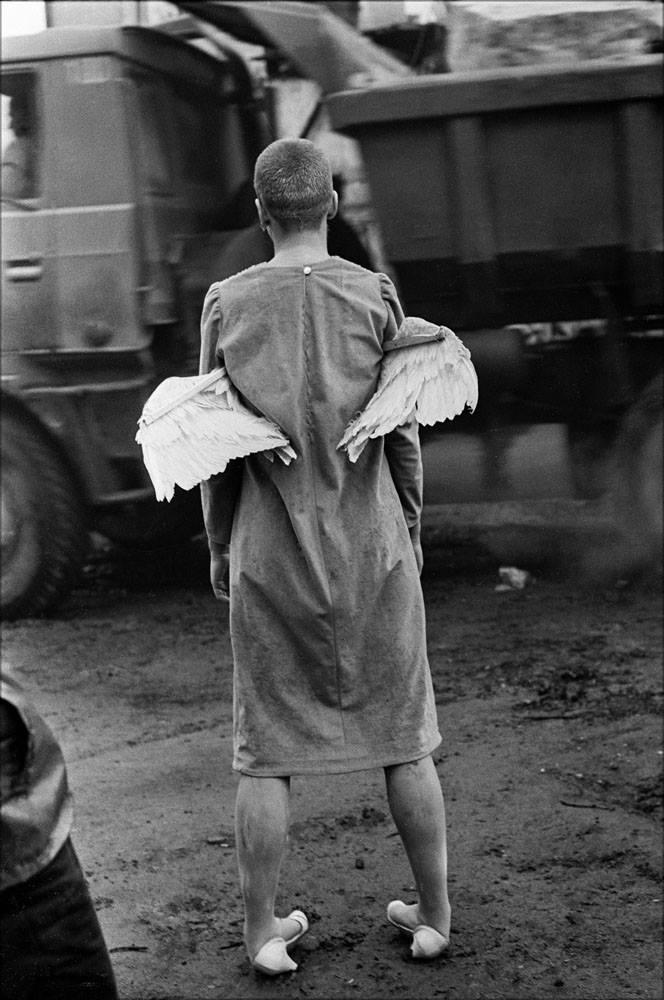 1994. Последний день арт-сквота Петлюры. Москва