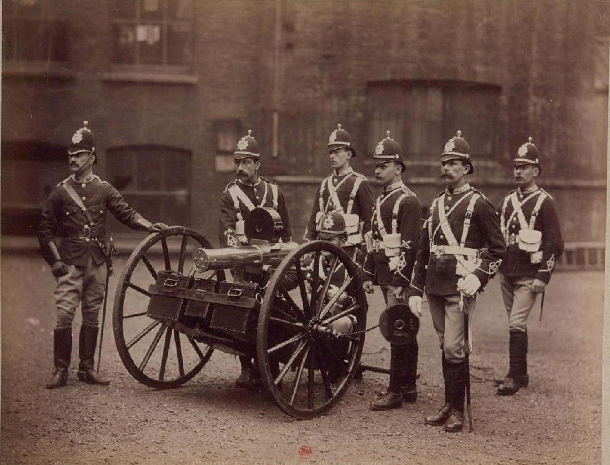 Лондонские королевские добровольцы